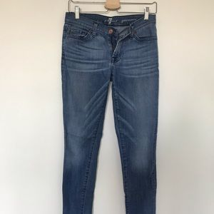 7 for all Mankind skinny jeans Gwenevere - Size 27